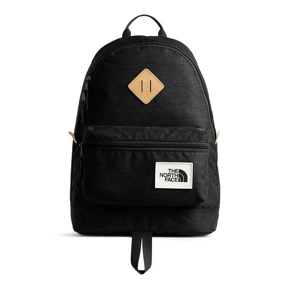 nwt the north face berkeley mini backpack black
